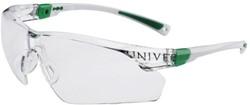 Veiligheidsbril Univet 506 anti damp glashelder