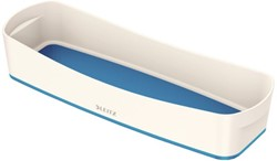 Sorteertray Leitz MyBox lang blauw/wit