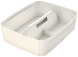 Sorteertray Leitz MyBox groot met handvat wit