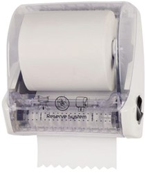 Dispenser Primesource handdoekrol Classic wit