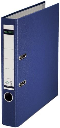 Ordner Leitz A4 50mm PP blauw