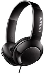 Headset Philips on ear SHL3070BK zwart