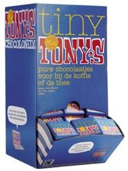 Chocolade Tony's Chocolonely 140 stuks puur