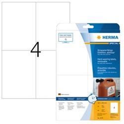 Etiket Herma 4576 105X148mm 80st