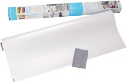 Whiteboard folie 3M Post-it 121.9x243.8cm wit