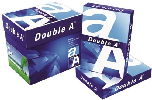 Kopieerpapier Double A Premium A4 80gr wit 500vel-3