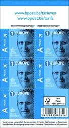 Postzegel Belgie 50 X 1.13 Euro doosje