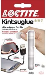 Kneedlijm Loctite flexbiler 5gram wit