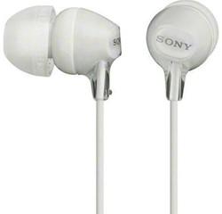 Oortelefoon Sony EX15LP basic wit