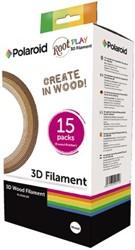 3D Filament Polaroid Play Root Hout assorti