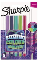 Viltstift Sharpie Cosmic ultra fijn assorti