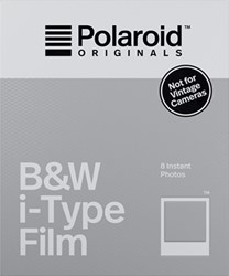 Film Polaroid Originals zwart/wit instant film I-type