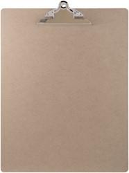 Klembord LPC A3 staand met 145mm vlinderklem hout MDF