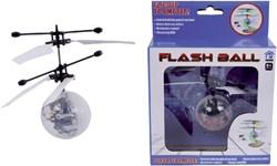 Flash bal met licht werkt op handbeweging met USB