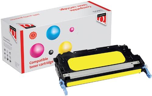 Tonercartridge Quantore HP Q7582A 503A geel
