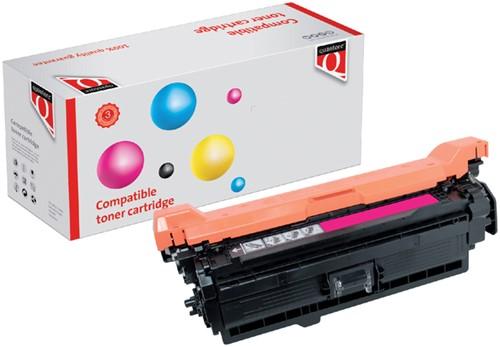 Tonercartridge Quantore HP CE403A 507A rood