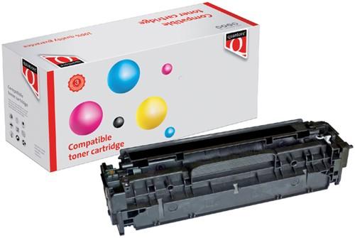 Tonercartridge Quantore HP CF380X 312X zwart HC