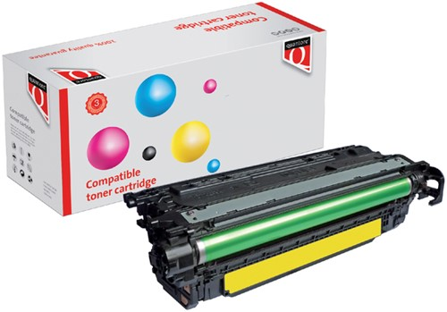 Tonercartridge Quantore HP CF322A 653A geel