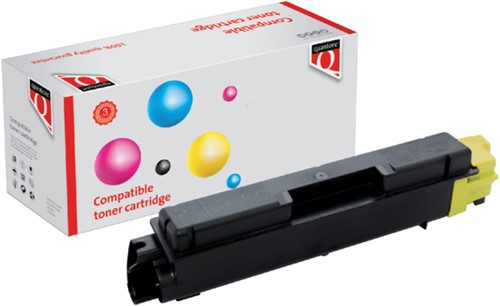 Tonercartridge Quantore Kyocera TK-590 geel