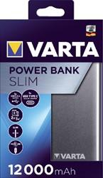 Powerpack Varta 12000mAh aluminium