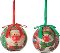 Kerstbal doorsnee 8cm