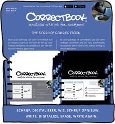 Counterdisplay 20 x A5 Correctbook
