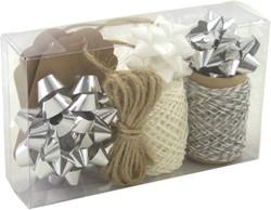Accessoire gift kerst 10-delig