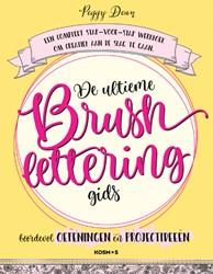 Oefenboek de ultieme brushlettering