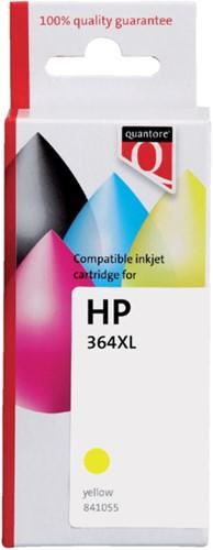 Inktcartridge Quantore HP CB325A 364XL geel