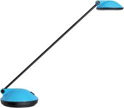 Bureaulamp Unilux Joker blauw