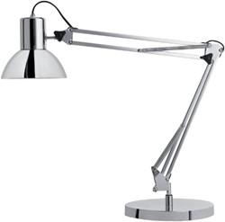 Bureaulamp Unilux Success chroom