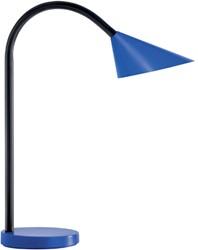 Bureaulamp Unilux Sol blauw