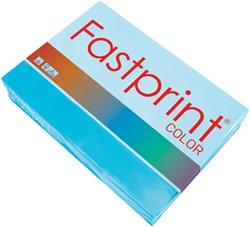 Kopieerpapier Fastprint A3 120gr azuurblauw 250vel