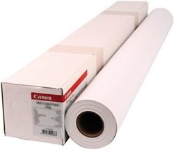 Inkjetpapier Canon 1067mmx30m 120gr opaak