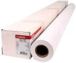 Inkjetpapier Canon 1524mmx30m 120gr opaak