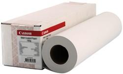 Inkjetpapier Canon 432mmx30m 120gr opaak