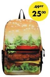 Rugzak MOJO Burger Black