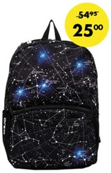 Rugzak MOJO Star chart with lights