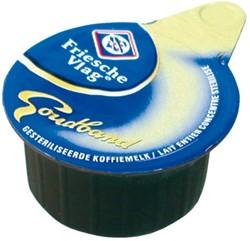 Koffiemelk Friesche vlag goudband vol 7,5 gram 10 cups