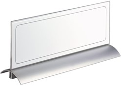 Tafelnaambord Durable Presenter 8203 105x297mm