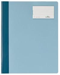 Snelhechter Durable 2500 A4 PVC etiketvenster blauw