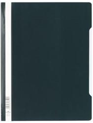 Snelhechter Durable 2570 A4 PVC zwart