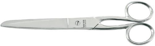 Schaar Reuser 180mm roestvrij staal