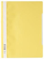 Snelhechter Durable 2573 A4 PP geel