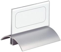 Tafelnaambord Durable Presenter 8200 52x100mm