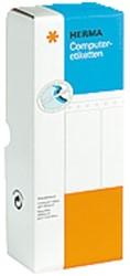 Etiket Herma 8212 101.6x35.7mm 1-baans wit 4000stuks