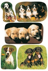 Etiket Herma 3528 hond