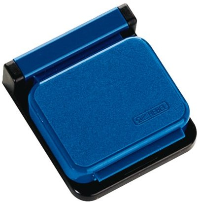 Klemboy MAUL magnetisch zelfklevend blauw