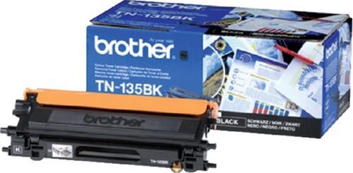 Tonercartridge Brother TN-135BK zwart