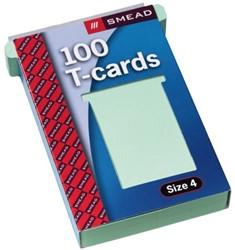 Planbord T-kaart A5547-45 107mm groen